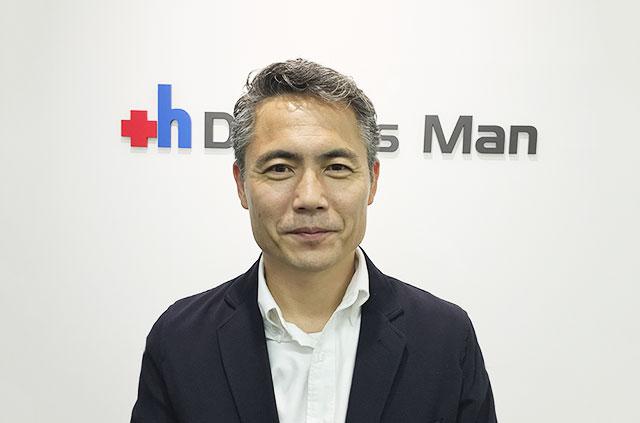 株式会社ドクターズマン代表橋本聡氏