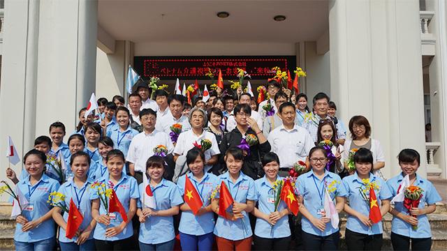 ベトナム介護ツアー