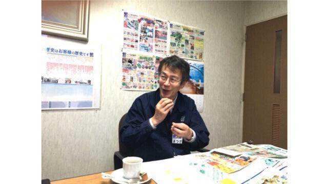 松澤豊さん