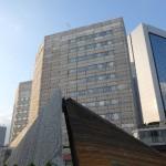 多機能遮熱塗料が高度な反射性能でビルの空調費を削減