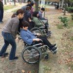 選ばれる高齢者介護施設へ あるくの外出支援